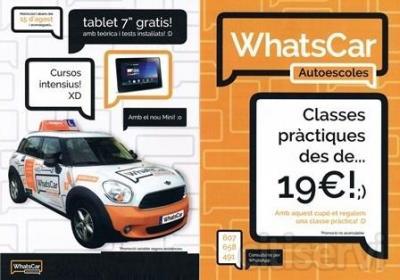Matricúlate antes del 15 de agosto para obtener el permiso B y consigue una clase practica y una Tablet 7 gratis con contenido teórico