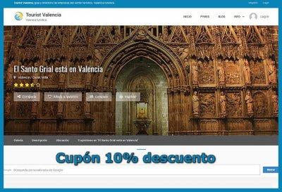 Si eres empresario del sector turístico Valenciano tenemos una promoción para ti.  Escribimos en Tourist Valencia una review, un artículo hablando de la temática de tu empresa y la enlazamos a tu página web para mejorar tu ranking en Google.  Así de fácil