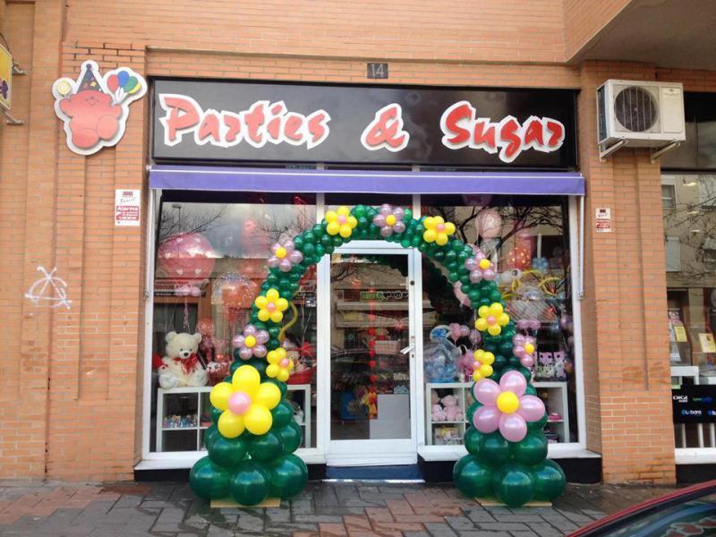 Parties & Sugar Málaga