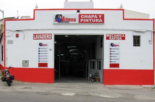 Villena Motors