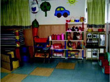 Centro de Educación Infantil La Jirafa