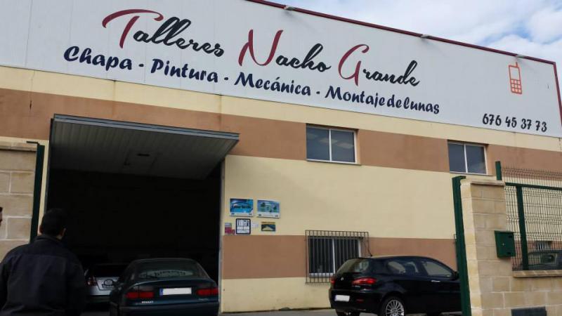 Talleres Nacho Grande