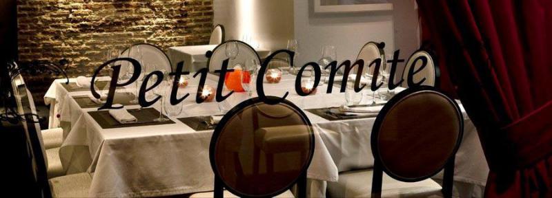 Restaurante Petit Comité Madrid